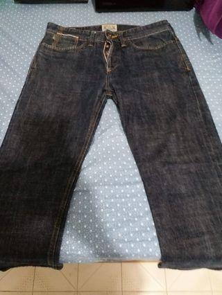 timberland 牛仔褲