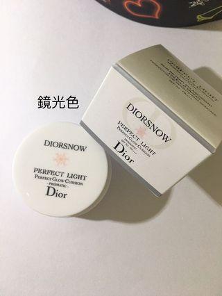 迪奧雪晶靈粉嫩光氣墊粉餅4g (鏡光色) Dior