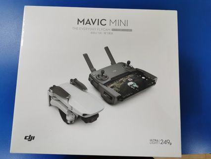 空拍機Mavic Mini 暢飛套裝