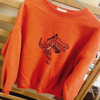 橘紅恐龍大學t