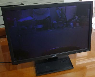 Acer V193W 19吋寬螢幕(含電源線、訊號線)