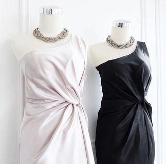 Olago RTW Elena Dress Black
