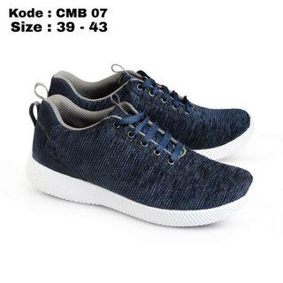 Sepatu Sneakers Pria Original CMB 07
