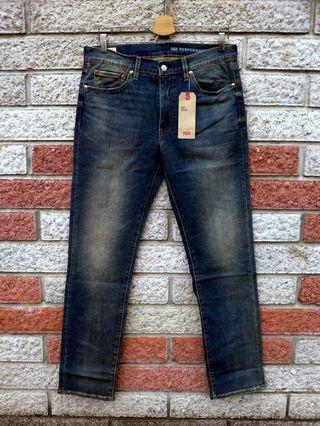 Levis 511 牛仔褲- 正品 窄管 彈性-(LEVIS 04511-2924)-W33 L32