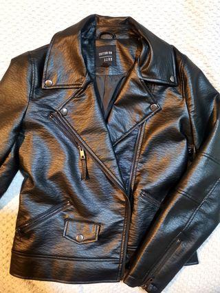 CottonOn Leather Jacket