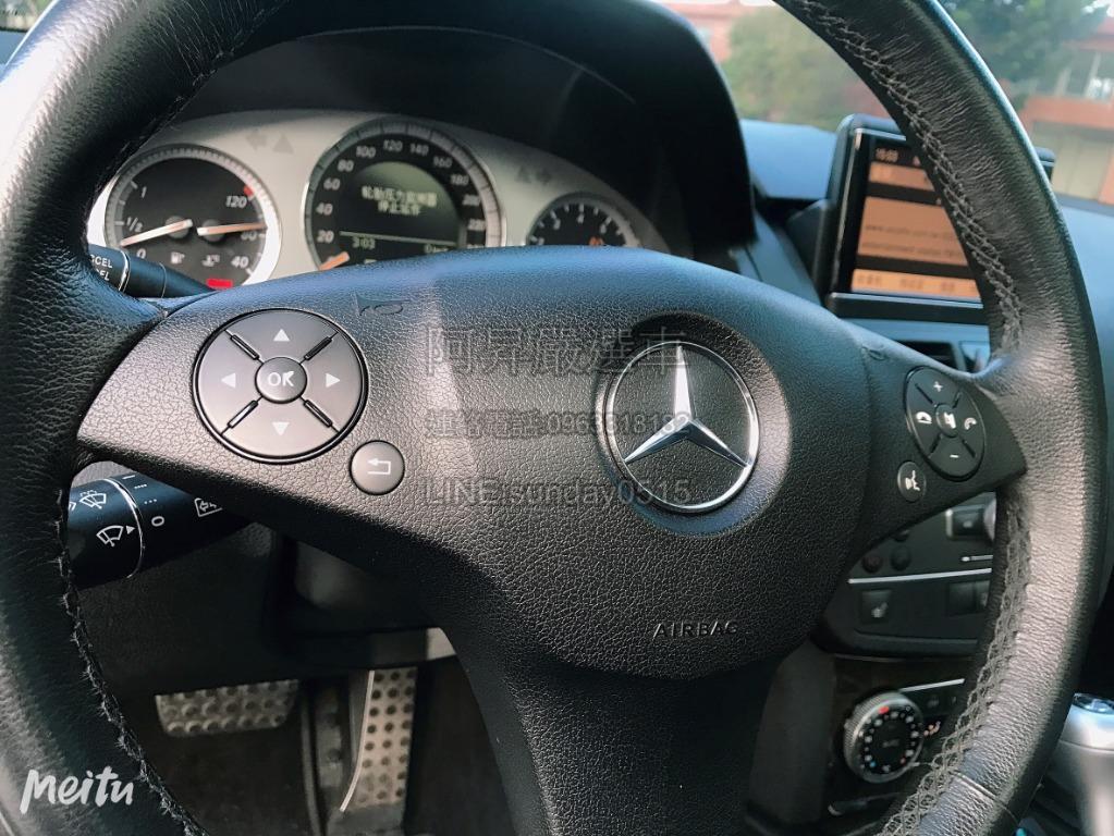 2008 賓士 C350