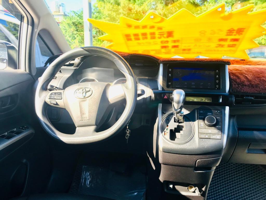 2014 Toyota Wish 2.0 J  很新很漂亮的車,沒有要賣貴,但是芭樂價、芭樂人別來,謝謝❗❗