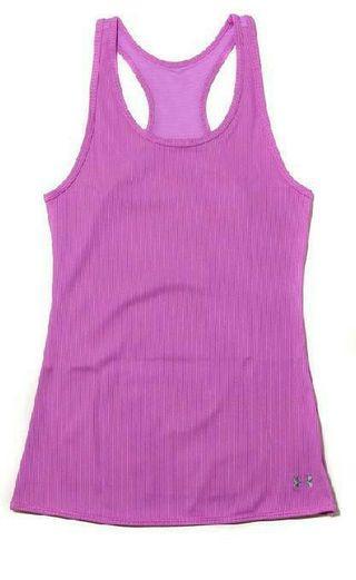 原價600 UA wtr6923 背心 紫色 全新