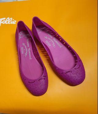 Vivienne Westwood鞋 melissa鞋