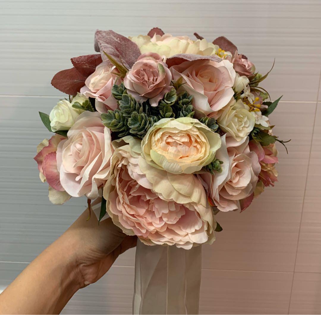 婚後物資👰🏻幸福傳承💖 結婚花球 新娘花球