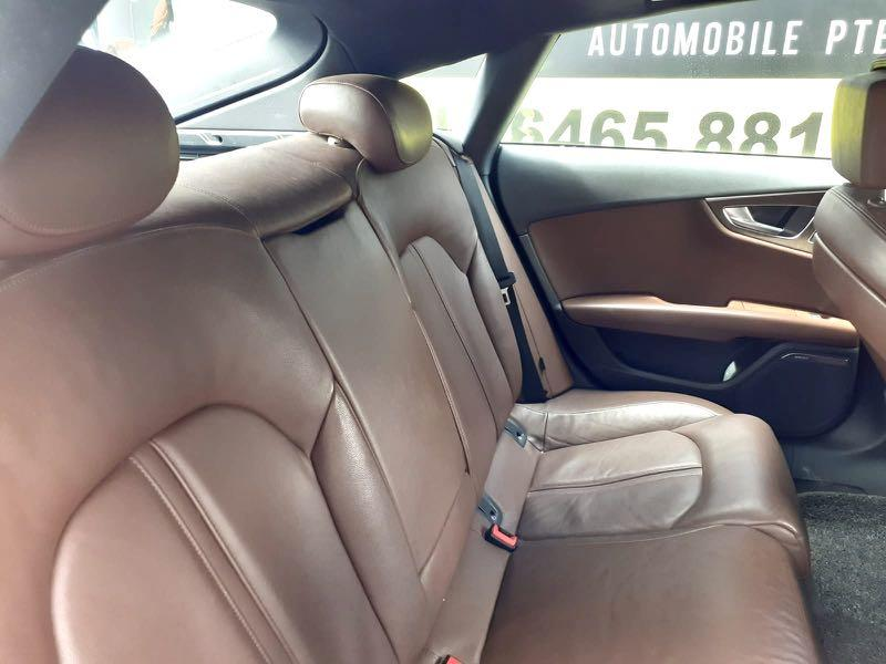 Audi A7 Sedan 3.0 TFSI quattro (A)