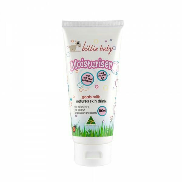 Billie Babies baby moisturizer by Billie Goat Soaps