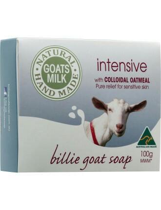 Billie Goat Goat INTENSIVE Goat's Milk Soap. Hand made in Australia