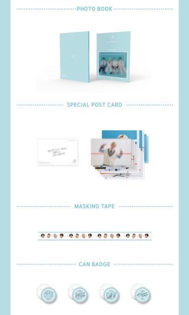 BTOB 2020 Season Greeting  ✔️Second payment needed pls read in the details