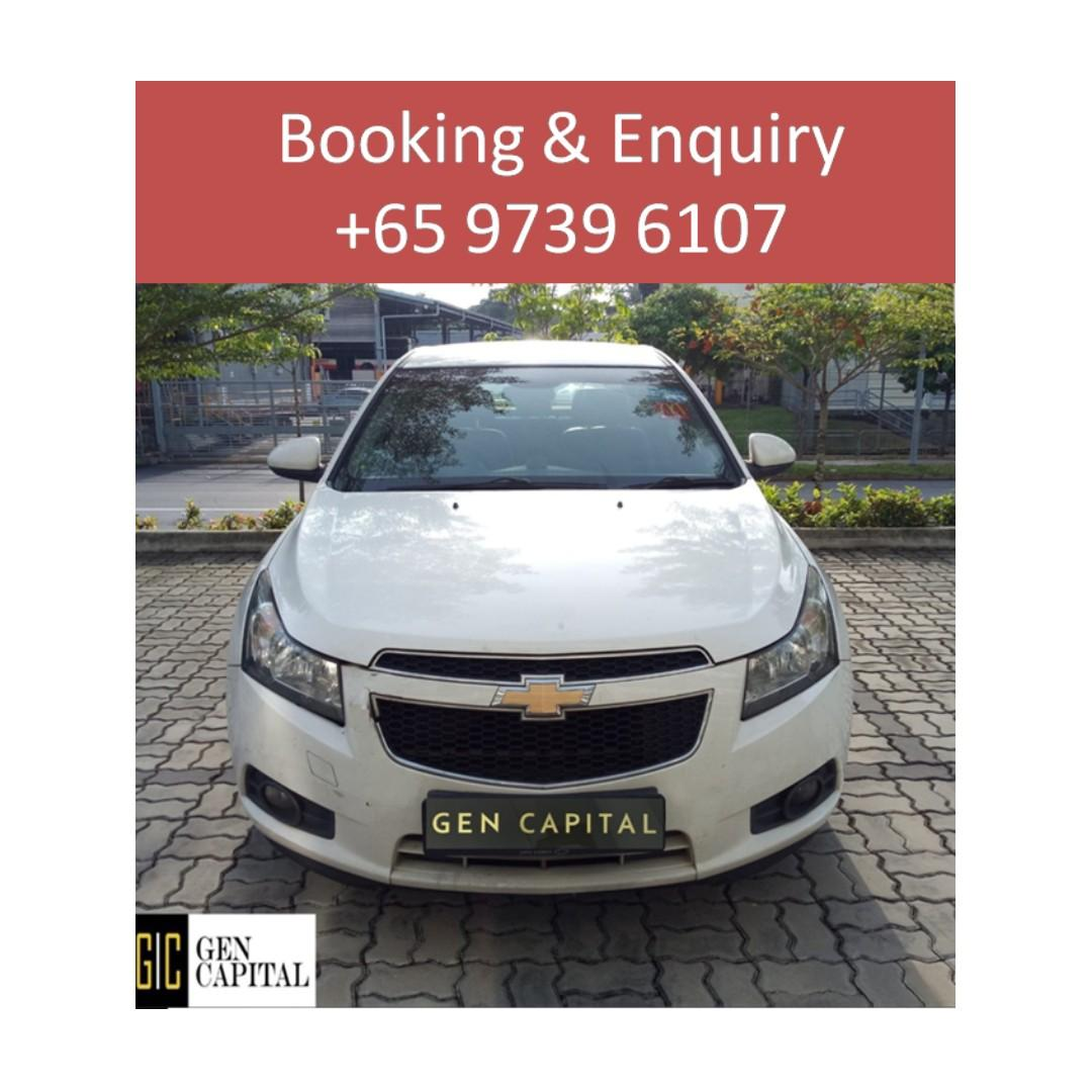 Chevrolet Cruze - Lowest rental rates, with the friendliest service! @97396107