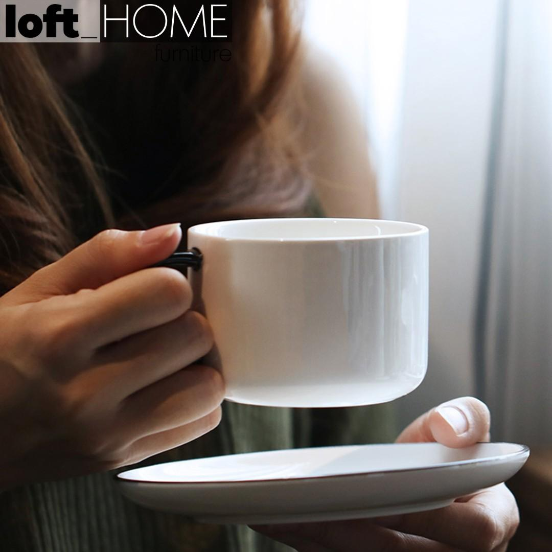 Coffee Cup Set – CERAMICS (7pcs Set)