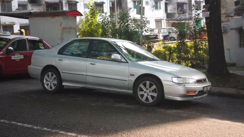 Honda accord SV4  (Auto) for sale serious buyer can nego