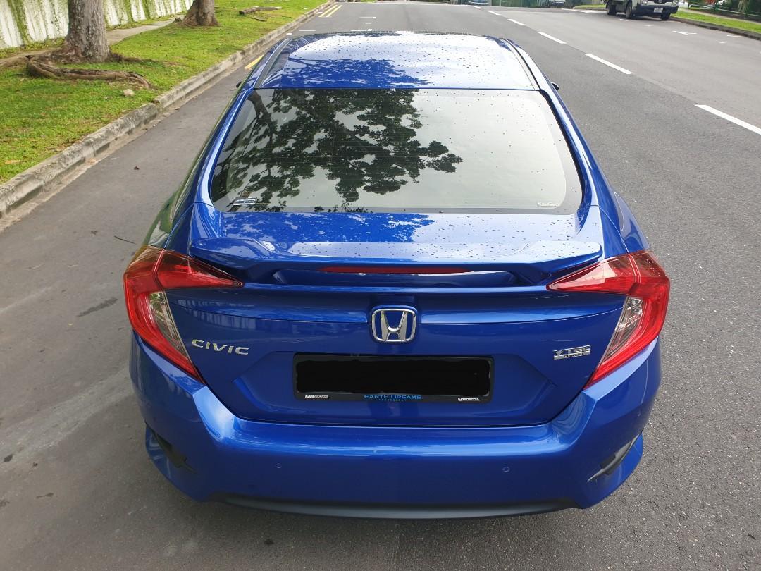 Honda Civic 1.5 Sedan VTEC Turbo (A)