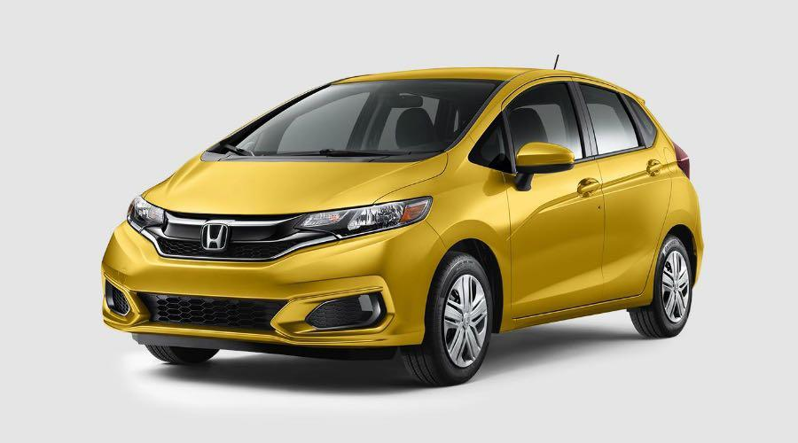 Honda Fit 1.3A For Rent (Brand New)