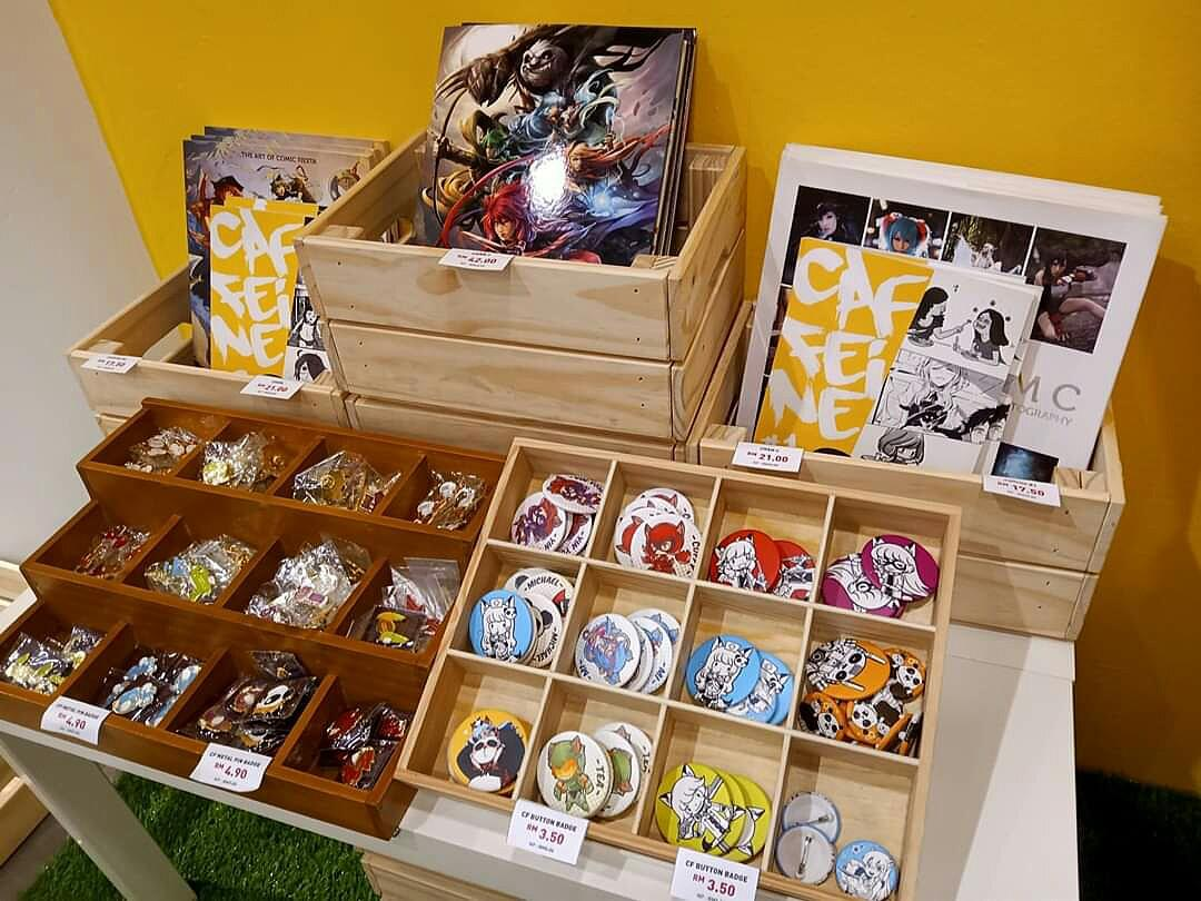 [INFO] Comic Fiesta Official Merchandise @ Oh! Gatcha