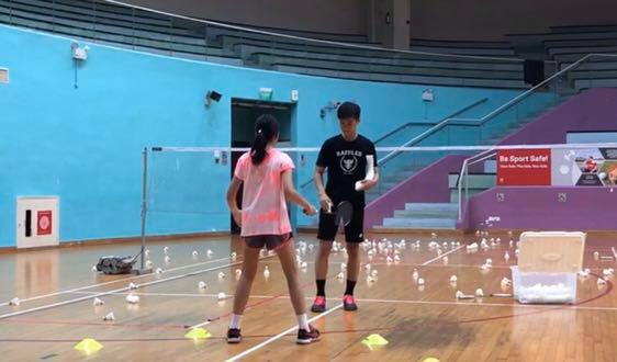 Kids Badminton Training  [NEW JANUARY CLASS]