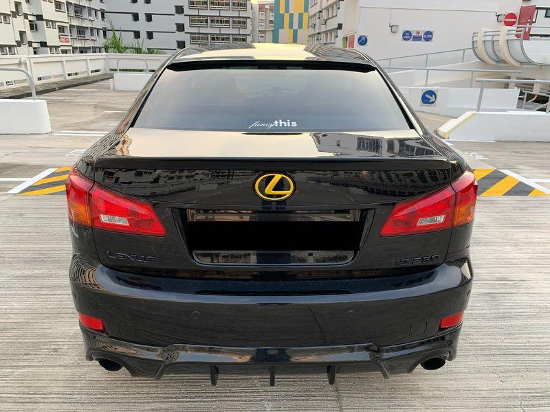 Lexus IS250 for Rent/ Wedding Car/ Airport transfer