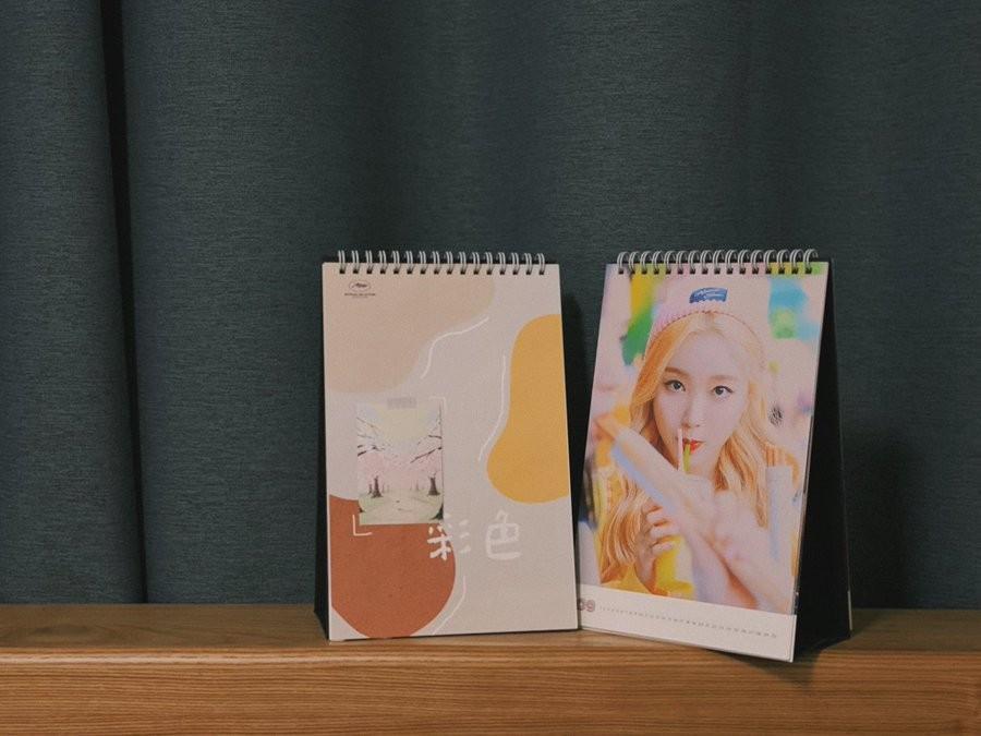 loona gowon calendar by lomography season greetings