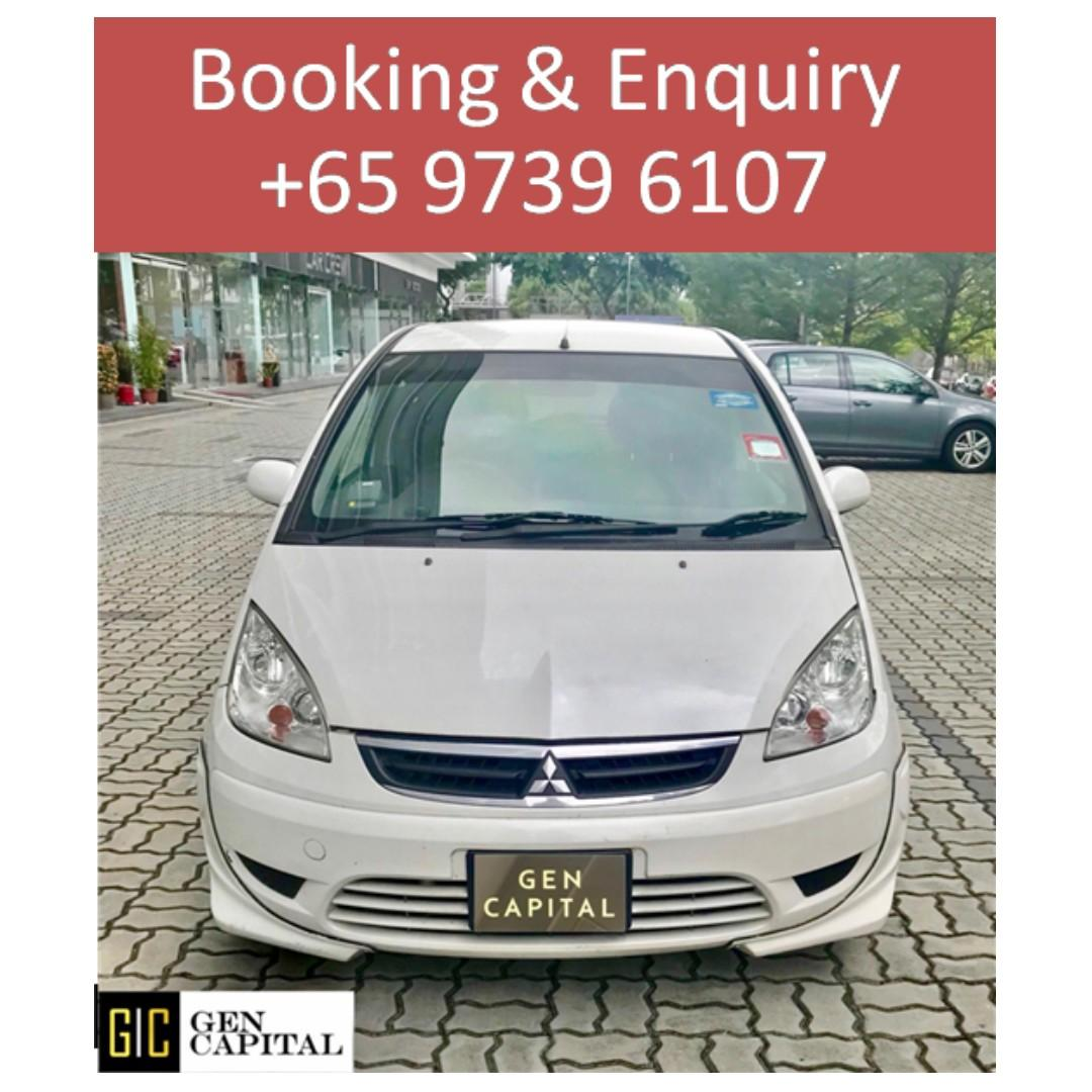 Mitsubishi ColtPlus - Lowest rental rates, with the friendliest service! @97396107