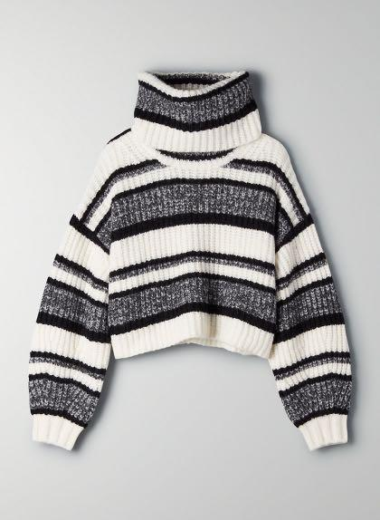 New with tags Aritzia Babaton 1-01 Size XS Guell Sweater