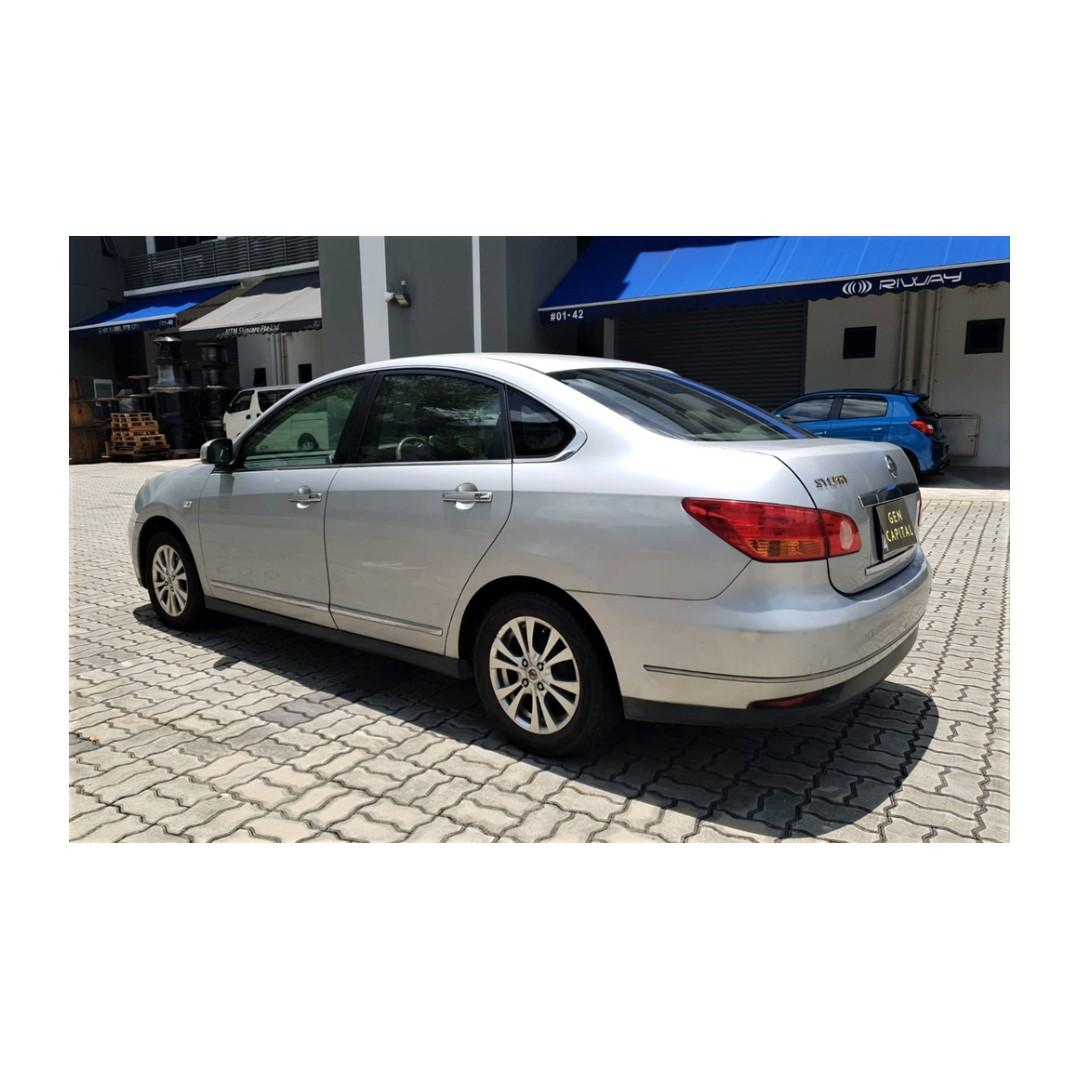 Nissan Sylphy - Lowest rental rates, with the friendliest service! @97396107