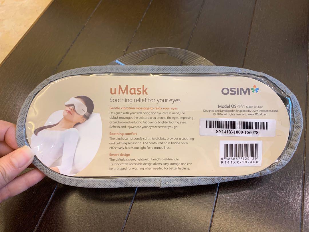 OSIM Eye Massager