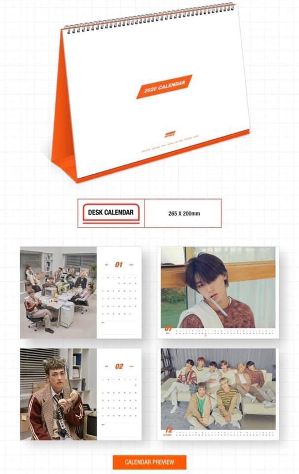 [Pre-order] ATEEZ 에이티즈 SEASON'S GREETINGS 2020 - WILL YOU BE MY CO-WORKER