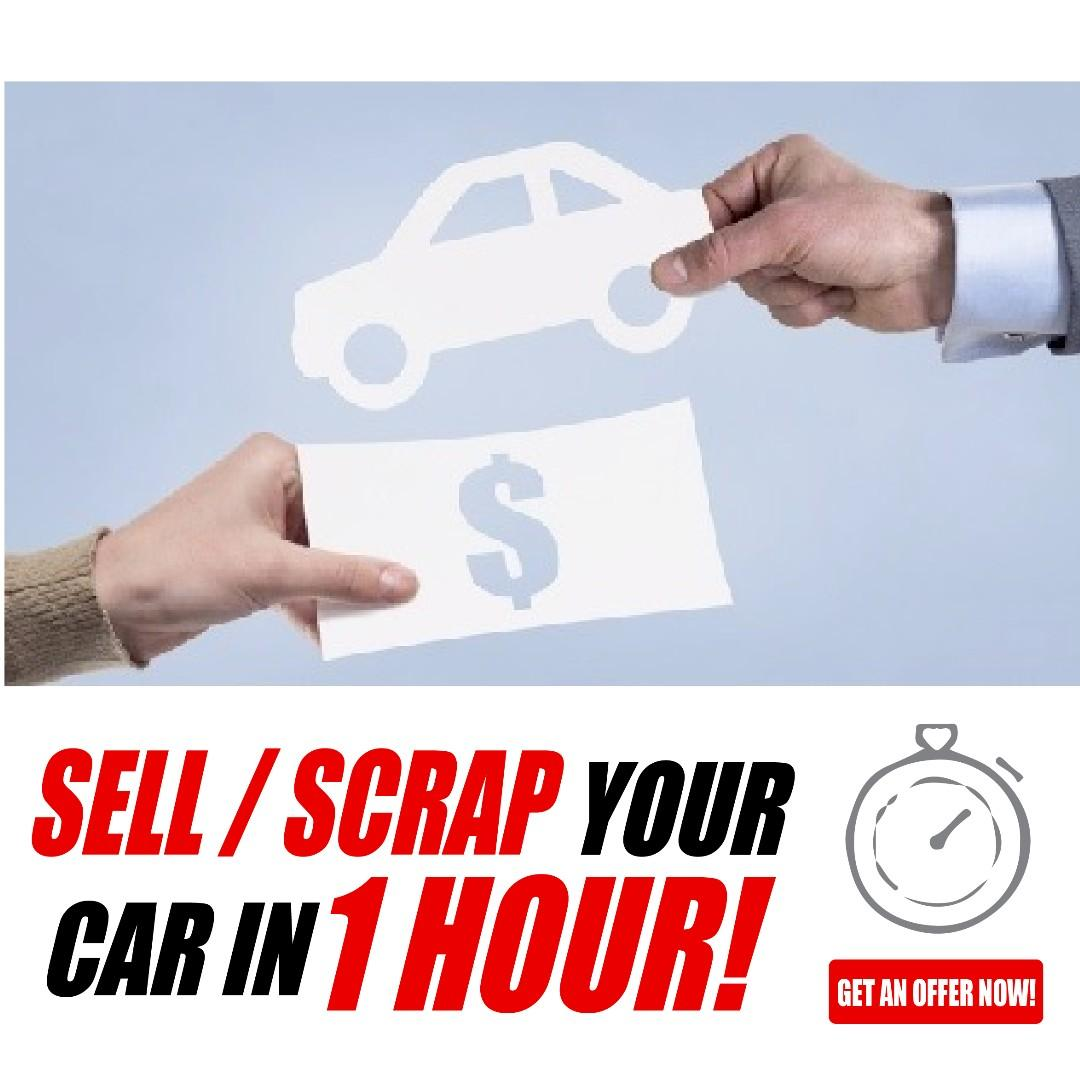 SELL / SCRAP / INSURE YOUR CAR IN 3 HOURS. CASH ON YOUR DOORSTEP. HIGHEST PRICE FOR YOUR VEHICLE