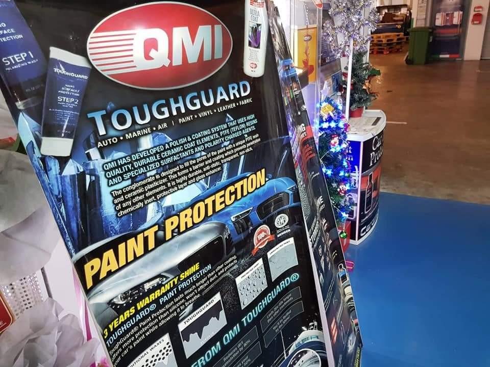 ToughGuard Car Ceramic Paint Protection