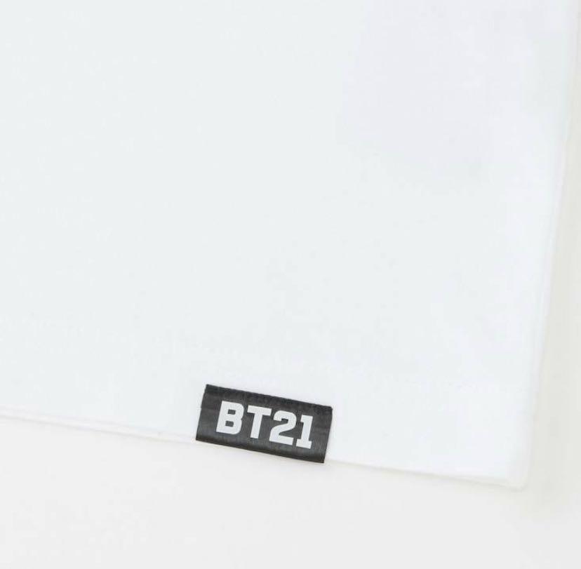 Uniqlo BT21 UT TATA (SHORT-SLEEVE GRAPHIC T-SHIRT) BTS
