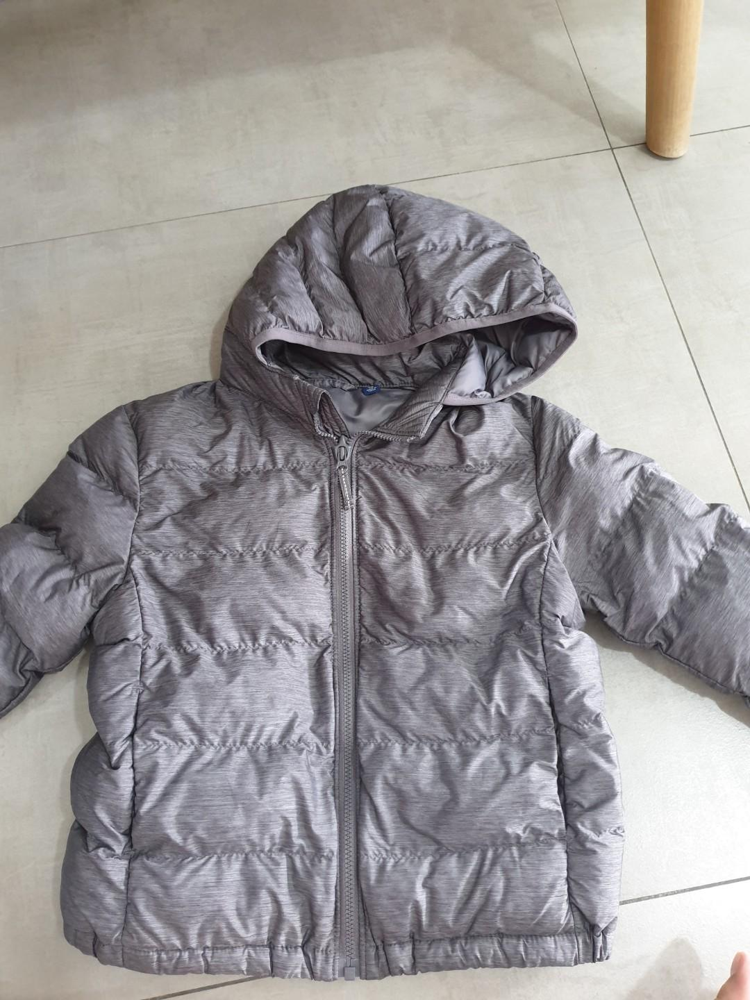 Uniqlo Winter Jacket tagged size 110