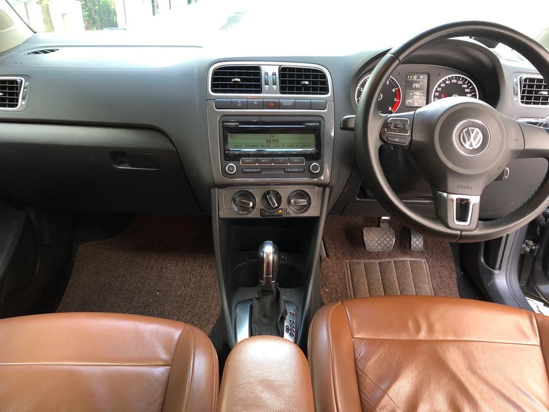 Volkswagen Polo For Rent! Gojek rebate | Personal | PHV