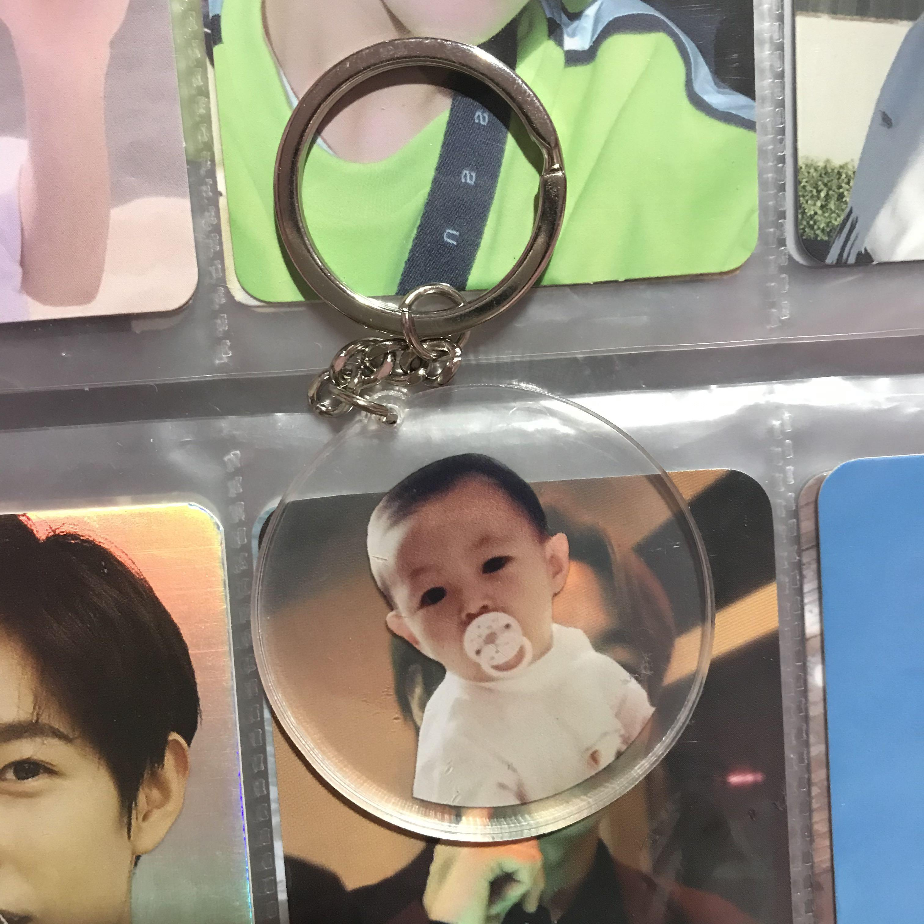 WTS NCT DREAM 3rd Anniversary Exhibition by Beautiful_2508 RENJUN KEYRING