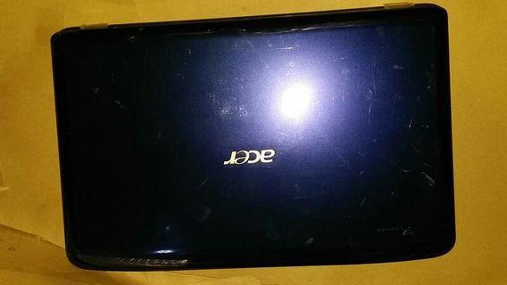 acer 5738ZG 筆電 硬碟500G 記憶體1G 零件機