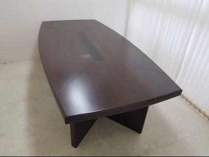 會議桌236*120公分