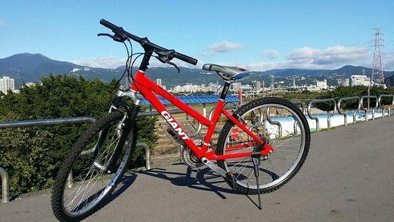 捷安特 26吋 21速 腳踏車