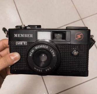 MEMBER ME-II 底片機 擺飾