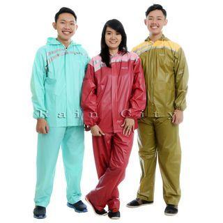 Jas Hujan Original PVC Press 69124