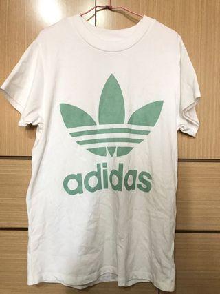 Adidas 清新長版上衣