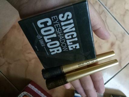 Single eyshadow inez FREE  2 eyeliner