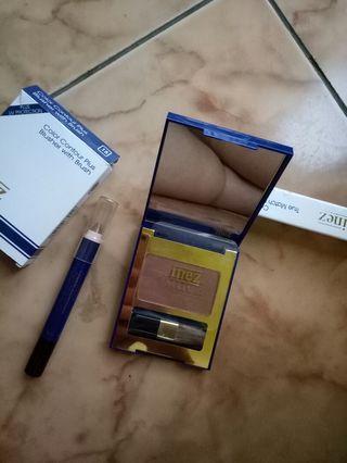 Inez blusher + colour contour plus concealer pencil