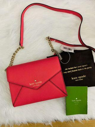 💯Authentic Kate spade sling