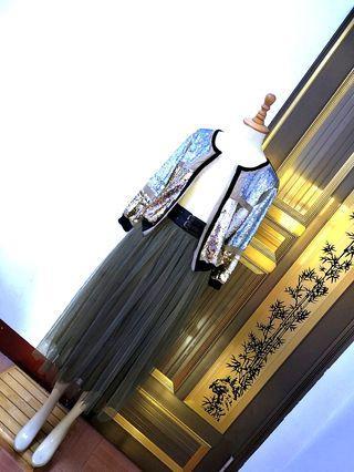 買品牌裙送專櫃外套🎉含運