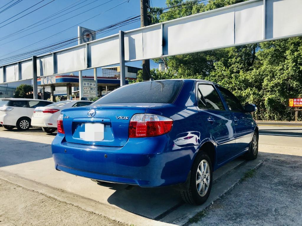 2006 Toyota VIOS 1.5 ▶女用一手車▶原版件