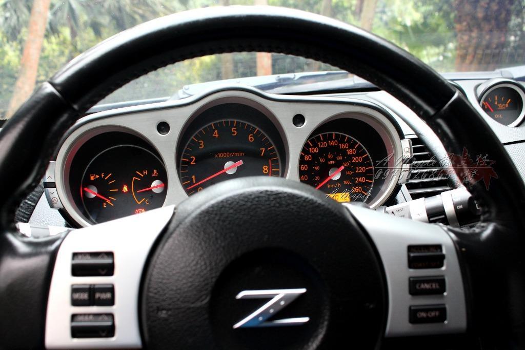 2007年 Nissan Z33 350Z VQ35HR引擎 GT-R大包 戰鬥尾翼/粉專→A Maple橙奕(非370z G37S G35S 野馬 86 Z4 335